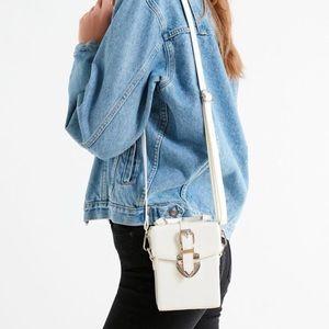 UO Maud Structured Mini Crossbody Bag